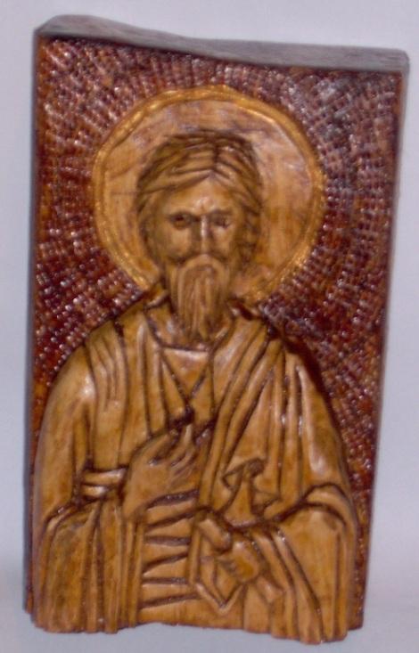 """Ikona """"Sveti Apostol Andrej Prvozvani"""""""