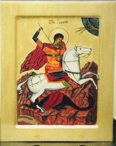 Sv.Georgije-20x30,daska